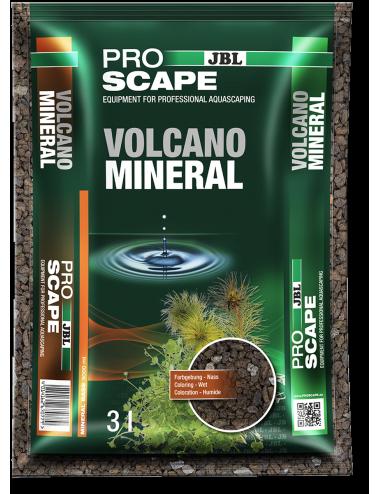 JBL ProScape - Volcano Mineral 3l - Substrat volcanique naturel pour aquariums