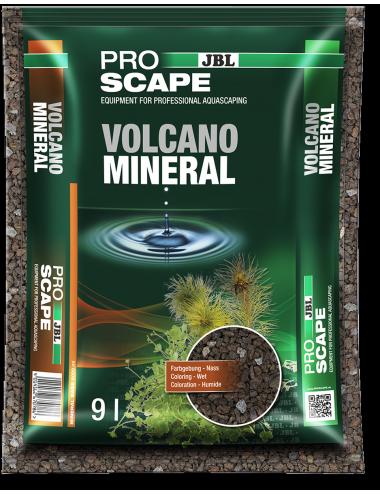 JBL ProScape - Volcano Mineral 9l - Substrat volcanique naturel pour aquariums