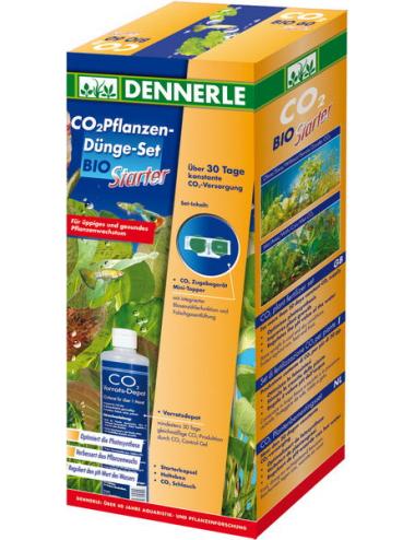 DENNERLE - CO2 BIO 60 Starter - Kit CO2 pour Aquarium