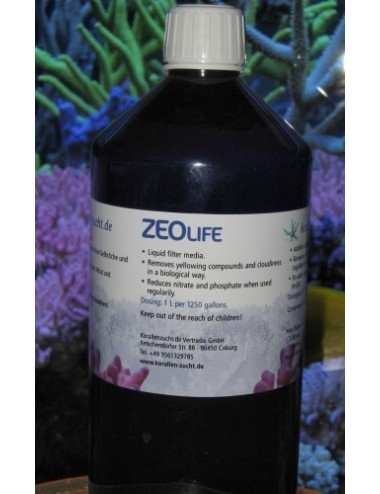 KORALLEN-ZUCHT Zeolife 1000ml