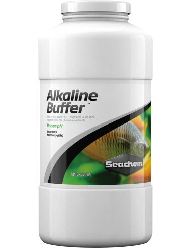 SEACHEM - Alkaline Buffer 1.2kg - Ph buffer pour aquarium d'eau douce