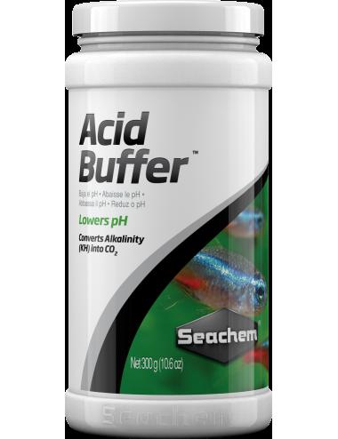SEACHEM - Acid Buffer 300g - pH Minus pour aquarium d'eau douce