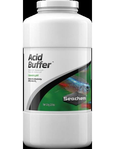 SEACHEM - Acid Buffer 1.2kg - pH Minus pour aquarium d'eau douce
