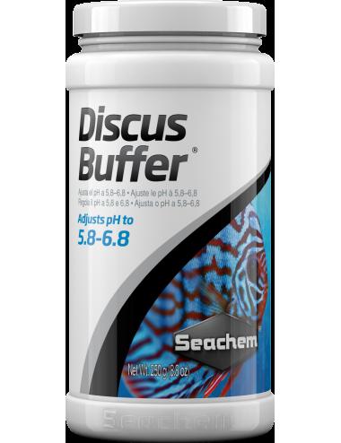 SEACHEM - Discus Buffer 250g - pH buffer pour aquarium à discus