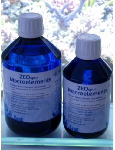 KORALLEN-ZUCHT ZEOspur Macro-éléments Concentré 250ml