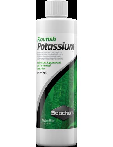 SEACHEM - Flourish Potassium 250ml - Potassium liquide pour plante