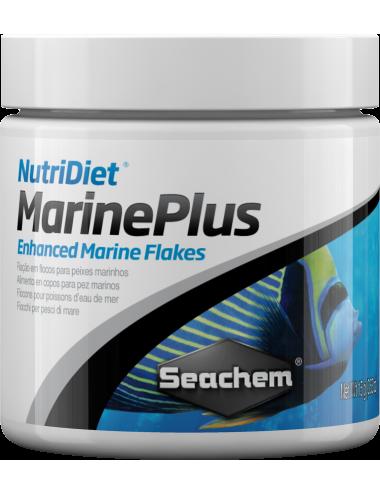 SEACHEM - NutriDiet Marine Plus Flakes 15gr - Aliments pour poissons marins