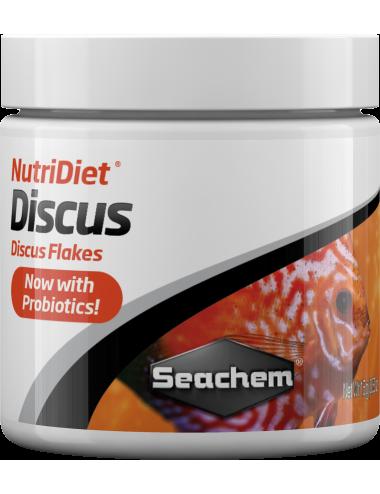SEACHEM - NutriDiet Discus Flakes 15gr - Aliments prémium pour discus