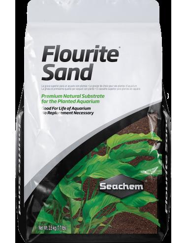 SEACHEM - Flourite Sand 3.5kg - Substrat pour aquarium planté