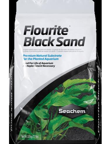 SEACHEM - Flourite Black Sand 3.5kg - Substrat pour aquarium planté