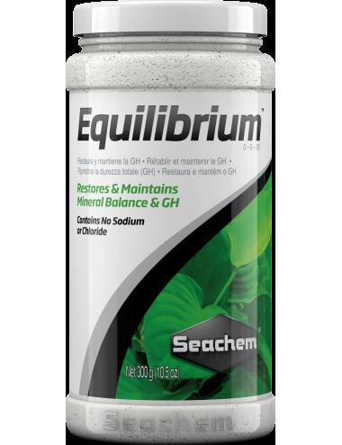 SEACHEM - Equilibrium 300g - Minéraux pour aquarium planté