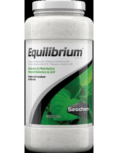 SEACHEM - Equilibrium 600g - Minéraux pour aquarium planté