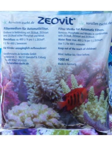 KORALLEN-ZUCHT ZEOvit® pour Filtres Automatiques 1000ml