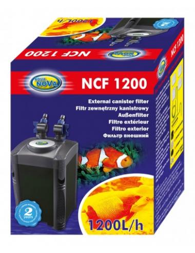 AQUA NOVA - NCF-1200 - Filtre pour aquarium