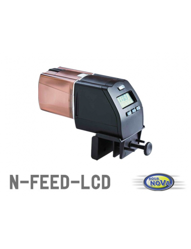 AQUA NOVA - N-FEED - Distributeur automatique de nourriture