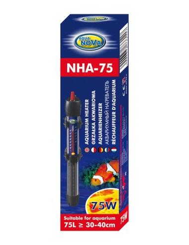 AQUA NOVA - NHA-75 - Chauffage pour aquarium