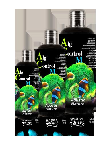 AQUATIC NATURE - Nature Alg Control M - 500ml - Anti-algues pour aquarium marin