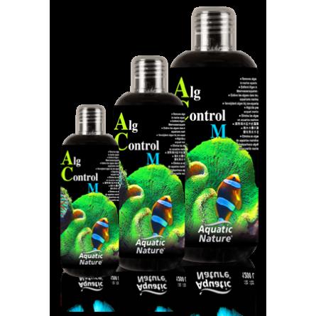 AQUATIC NATURE - Nature Alg Control M - 300ml - Anti-algues pour aquarium marin