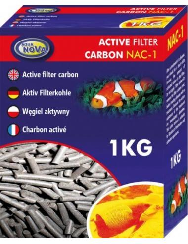 AQUA NOVA - Charbon Actif - 1 kilo