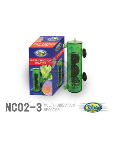 AQUA NOVA - Diffuseur de CO2 avec Bioballes