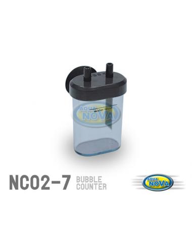 AQUA NOVA - Compte bulles CO2
