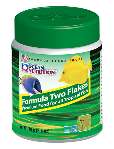 OCEAN NUTRITIONS - Formula two Flocons 70g