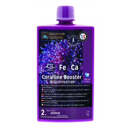 AQUARIUMS SYSTEMS - Reef Evolution Extra 2 250ml -  Coralline Booster