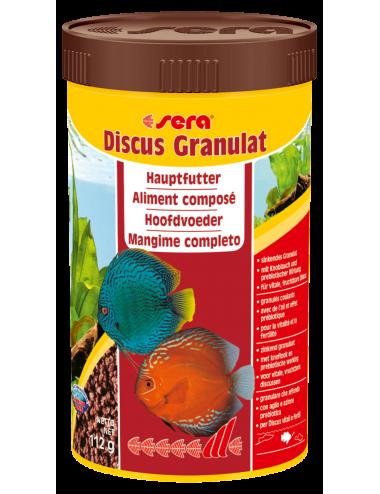 SERA - Discus Granulat 250ml - Aliment composé pour tous les Discus