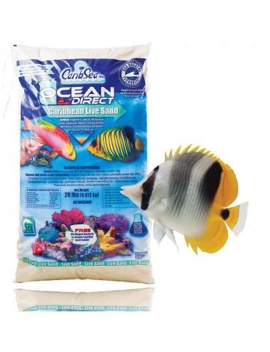 CARIBSEA OceanDirect Original Grade - 9 07 kg