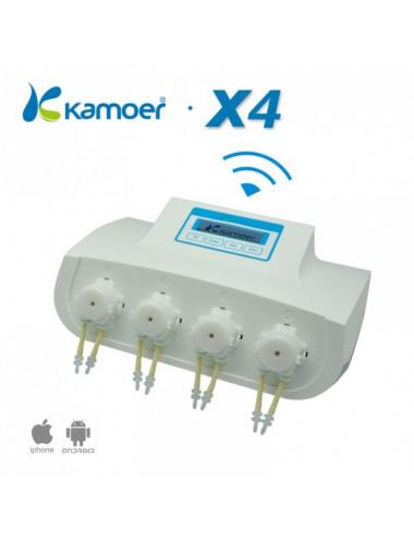 KAMOER - Pompe doseuse 4 canaux Wifi