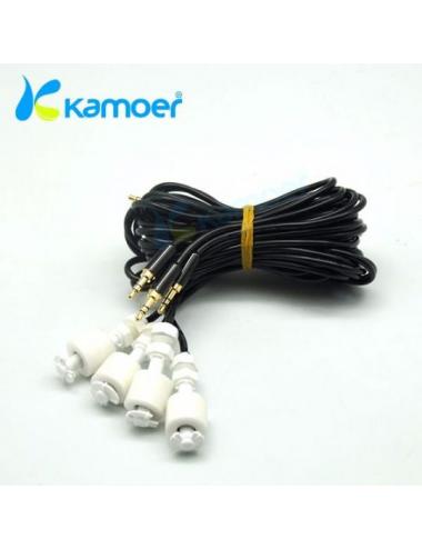 KAMOER -  4 capteurs de niveau pour pompe Kamoer