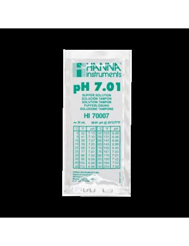 Hanna Instruments - Solution étalon pH 7.01