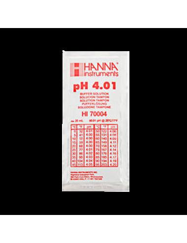 Hanna Instruments - Solution étalon pH 4.01