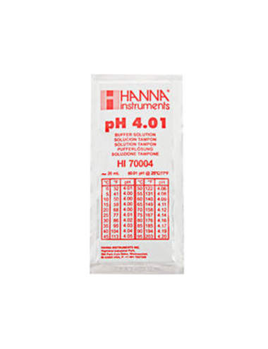 Hanna Instruments - Solution étalon pH 4.01