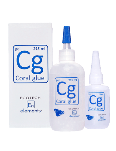 ECOTECH MARINE - Coral Glue 75ml - Colle pour bouturage