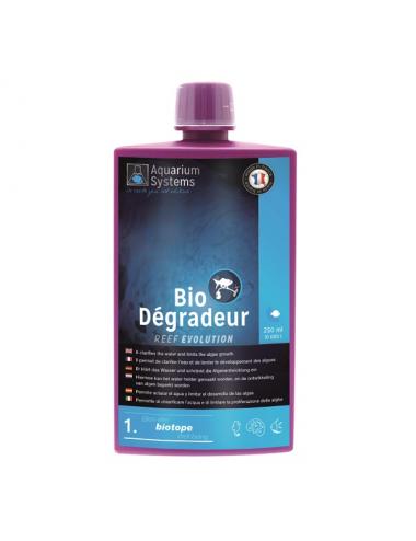AQUARIUM SYSTEMS - Bio-Dégradeur 250ml - Conditionneur d'eau