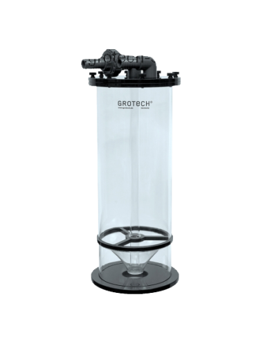 GROTECH - Réacteur à biopellets BPR-150 externe + 1000ml de biopellets inclus.