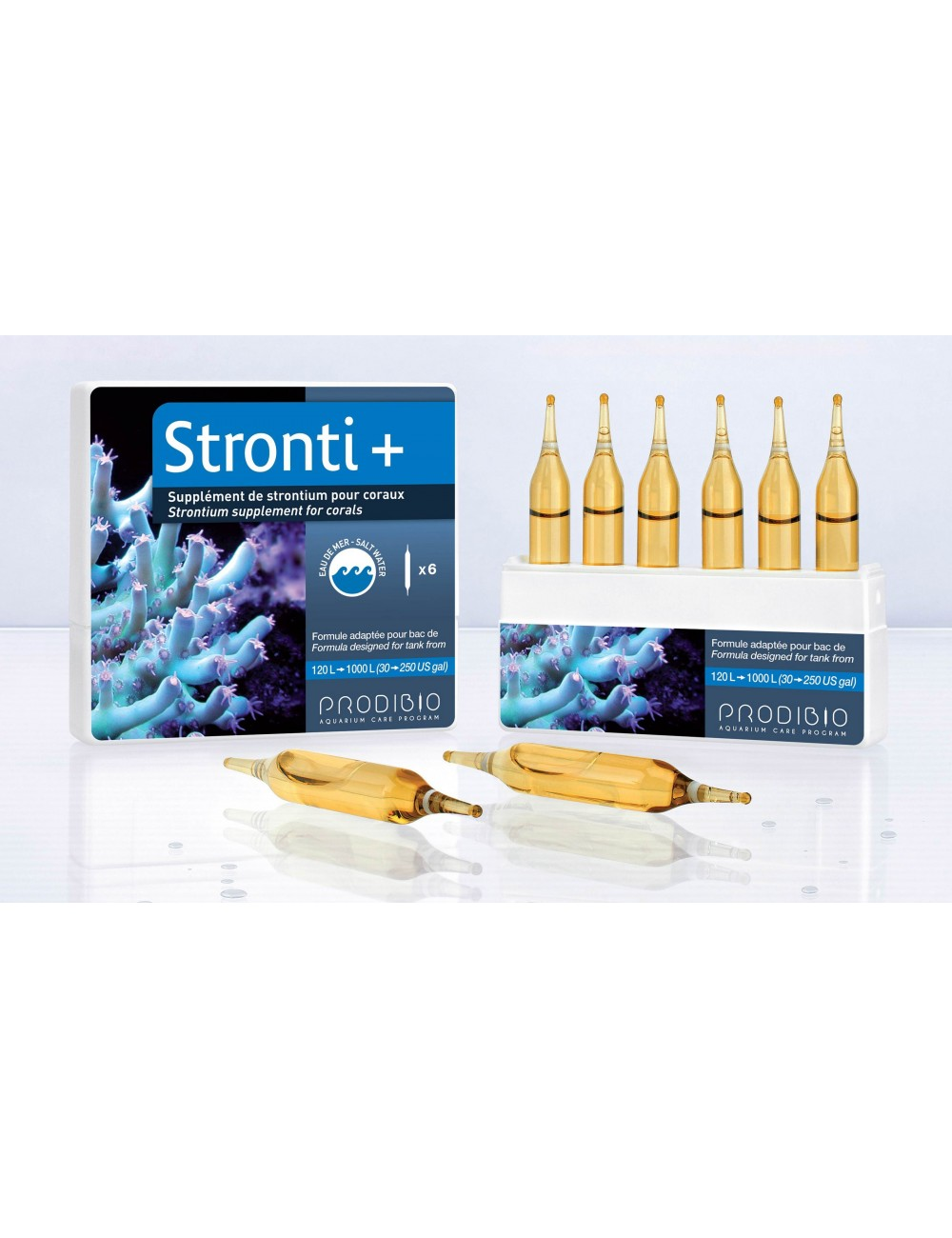PRODIBIO Stronti+ 6 ampoules