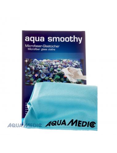 AQUA-MEDIC - Aqua Smoothy - Chiffon en microfibres de verre