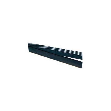 Peigne avec support de 32 cm pour surverse.