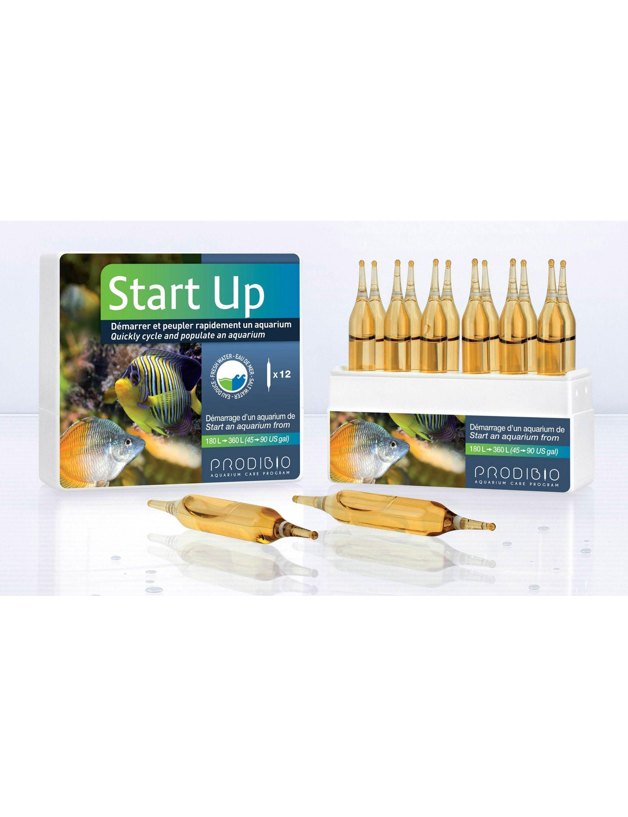 PRODIBIO Start Up 12 ampoules