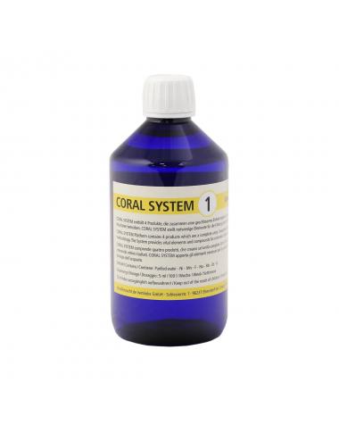 KORALLEN-ZUCHT - Coral System 1 - 250ml