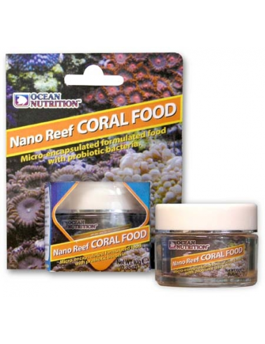 OCEAN NUTRITIONS - Nano reef fish food - 10 g - Nourriture riche pour coraux