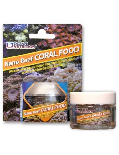 OCEAN NUTRITIONS - Nano reef fish food - 10 g - Nourriture riche pour coraux