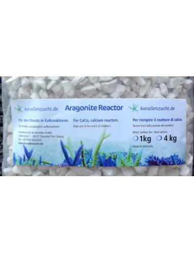KORALLEN-ZUCHT - Aragonite Reactor - 1kg - Gravier de corail pour RAC