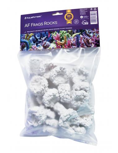 AQUAFOREST - AF Frags Rocks - 24 pcs - Roches pour le bouturage des coraux.
