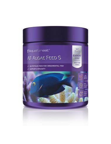 AQUAFOREST - AF Algae Feed M - 120g - Nourriture pour poissons herbivores