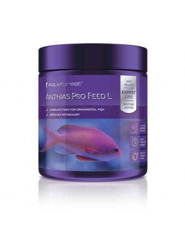 AQUAFOREST - Anthias Pro Feed L - 120g - Nourriture granulés pour poissons