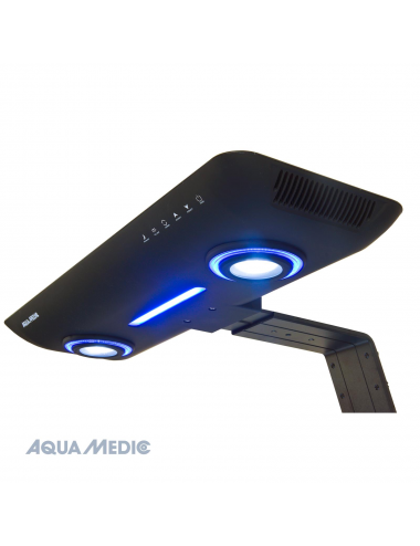 AQUA-MEDIC - angel LED 200 black - Rampe leds Wifi