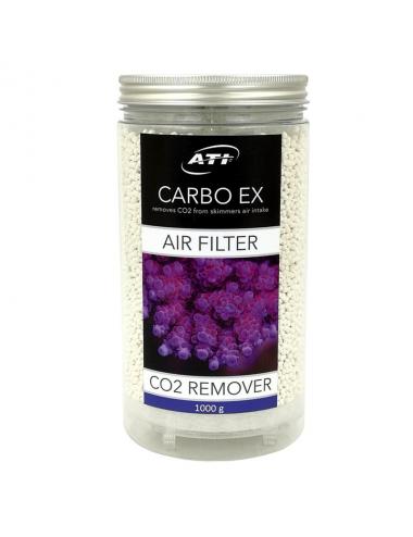 ATI - Carbo Ex Filter + 1000ml de résine - Filtre à CO2 pour écumeur